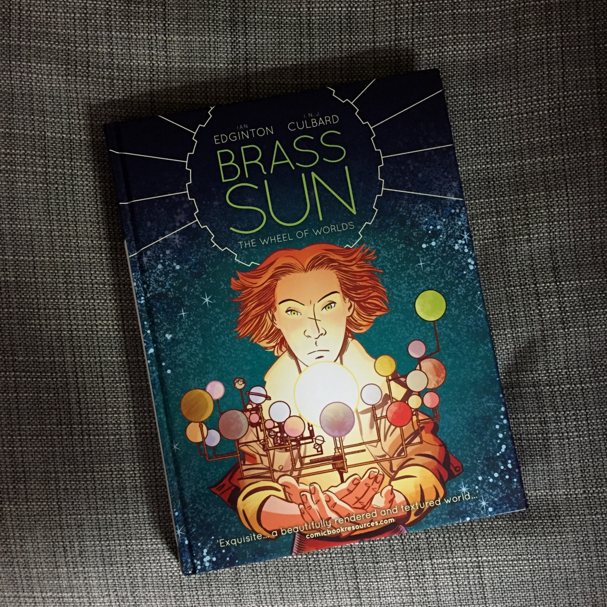 read: Brass Sunvol.1