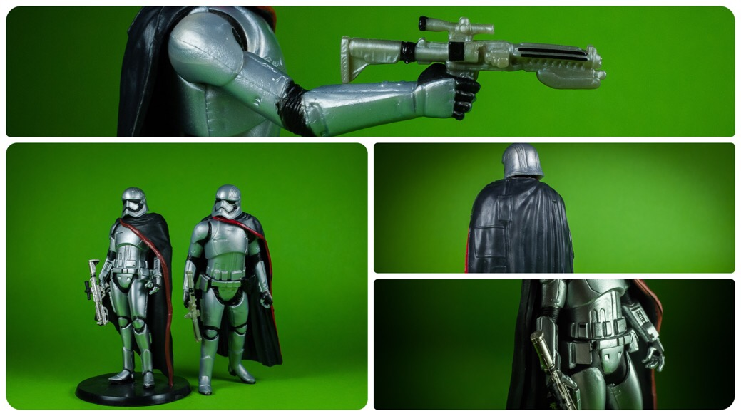 Star Wars toy report: Captain Phasma